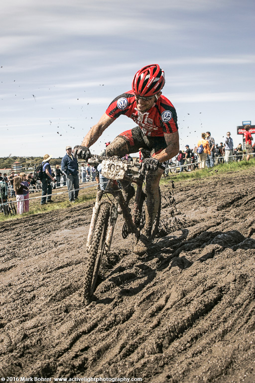 In the mud - Men's STXC - 2006 Sea Otter Classic