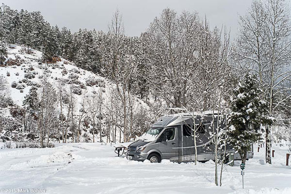 Discover The Ease And Fun Of Winter RV Travel