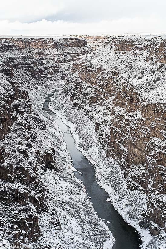 Rio Grande Gorge from the bridge