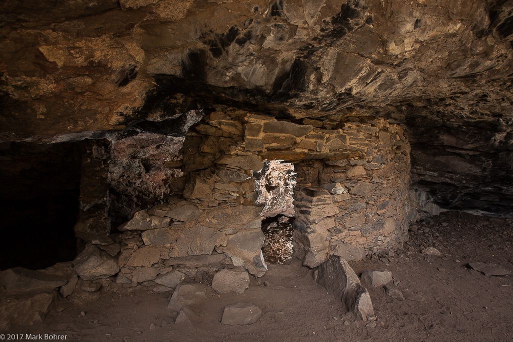 Lower Scorpion ruin, Gila Cliff Dwellings