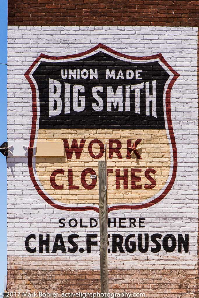 Big Smith Work Clothes, Willow Springs