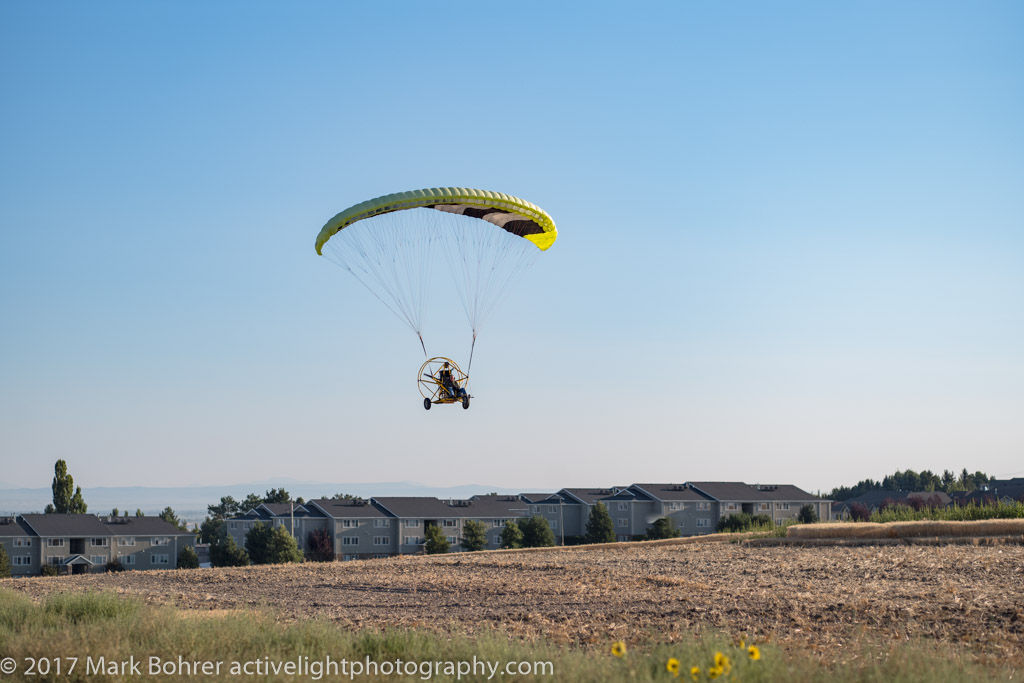 Flying to a better view? - Rexburg