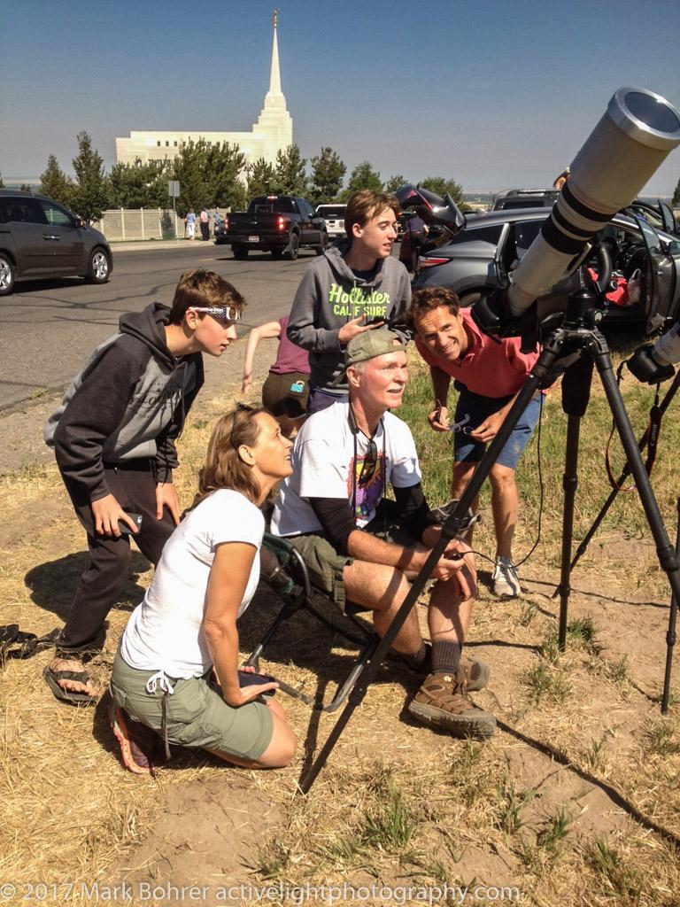 Tracking the sun, Rexburg, Idaho - Pat Goodman photo