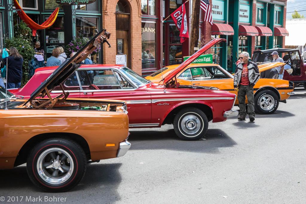 Cruisin' the Canyon Car Show, Creede