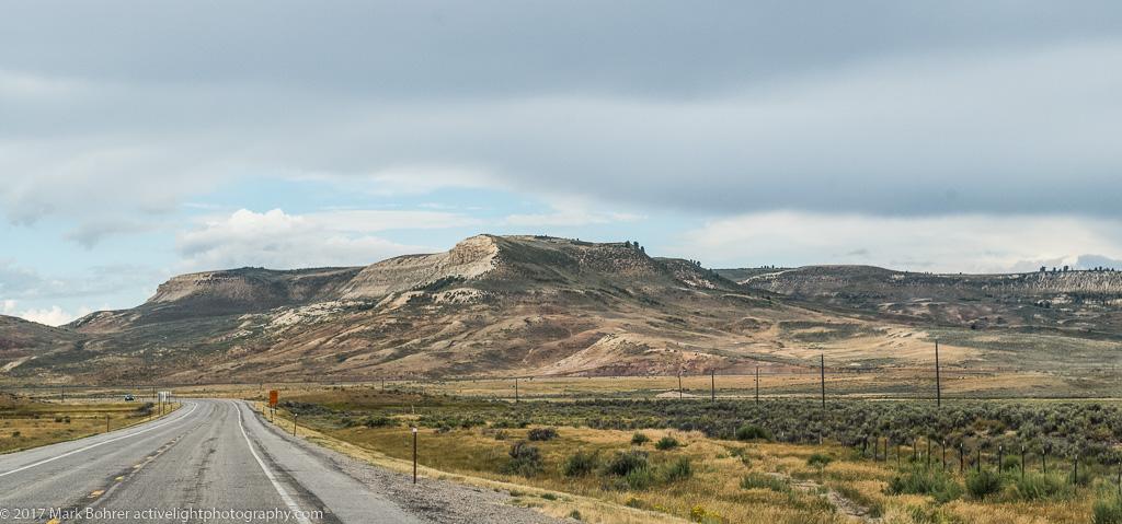 Fossil Butte, Wyoming