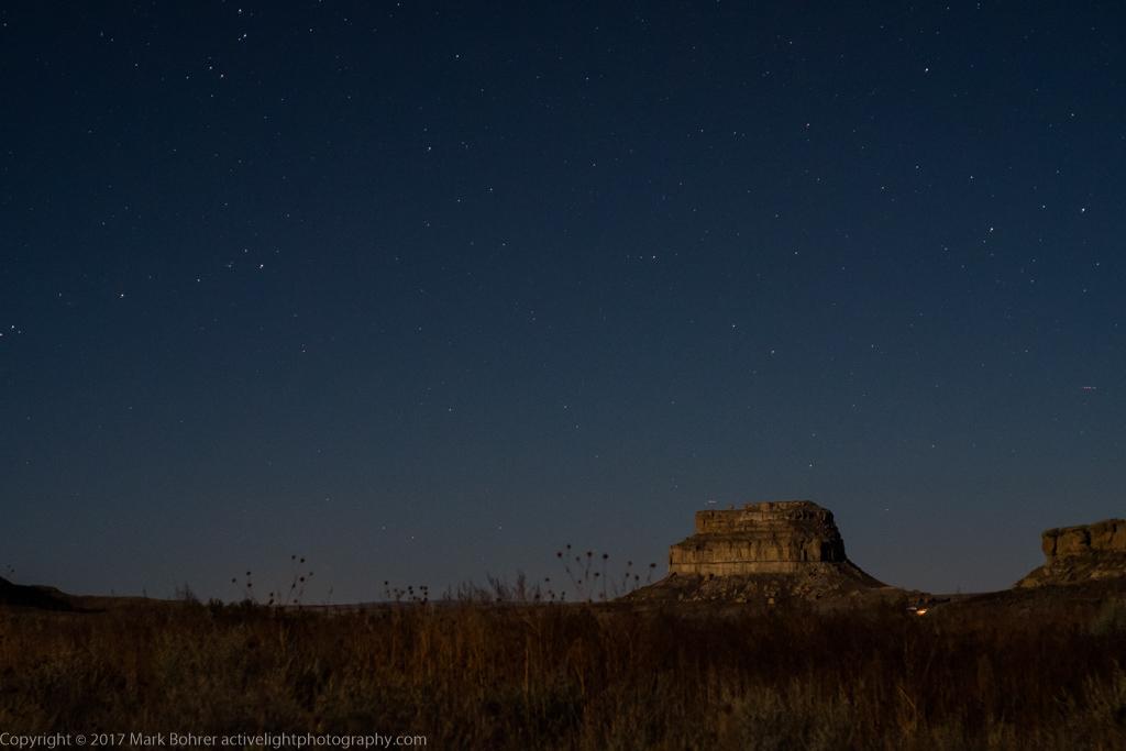 Fajada Butte, Chaco Canyon