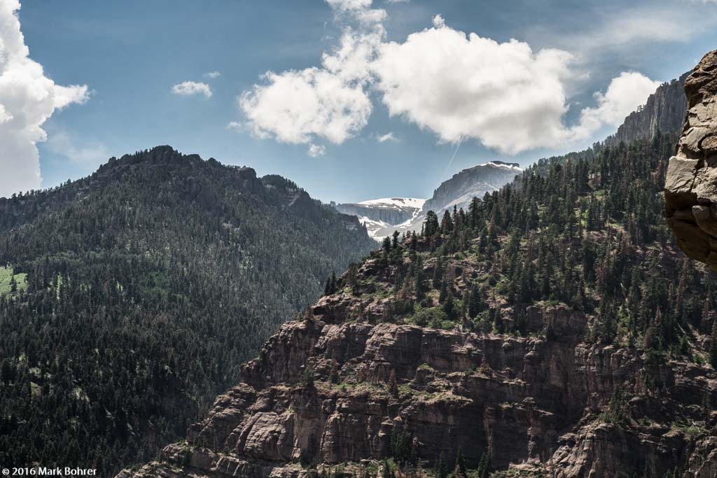 From the Perimeter Trail, Ouray, Colorado