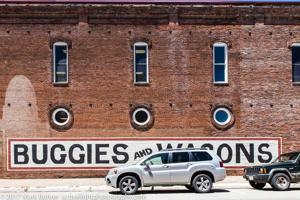 Buggies and Wagons, Willow Springs Historical Downtown