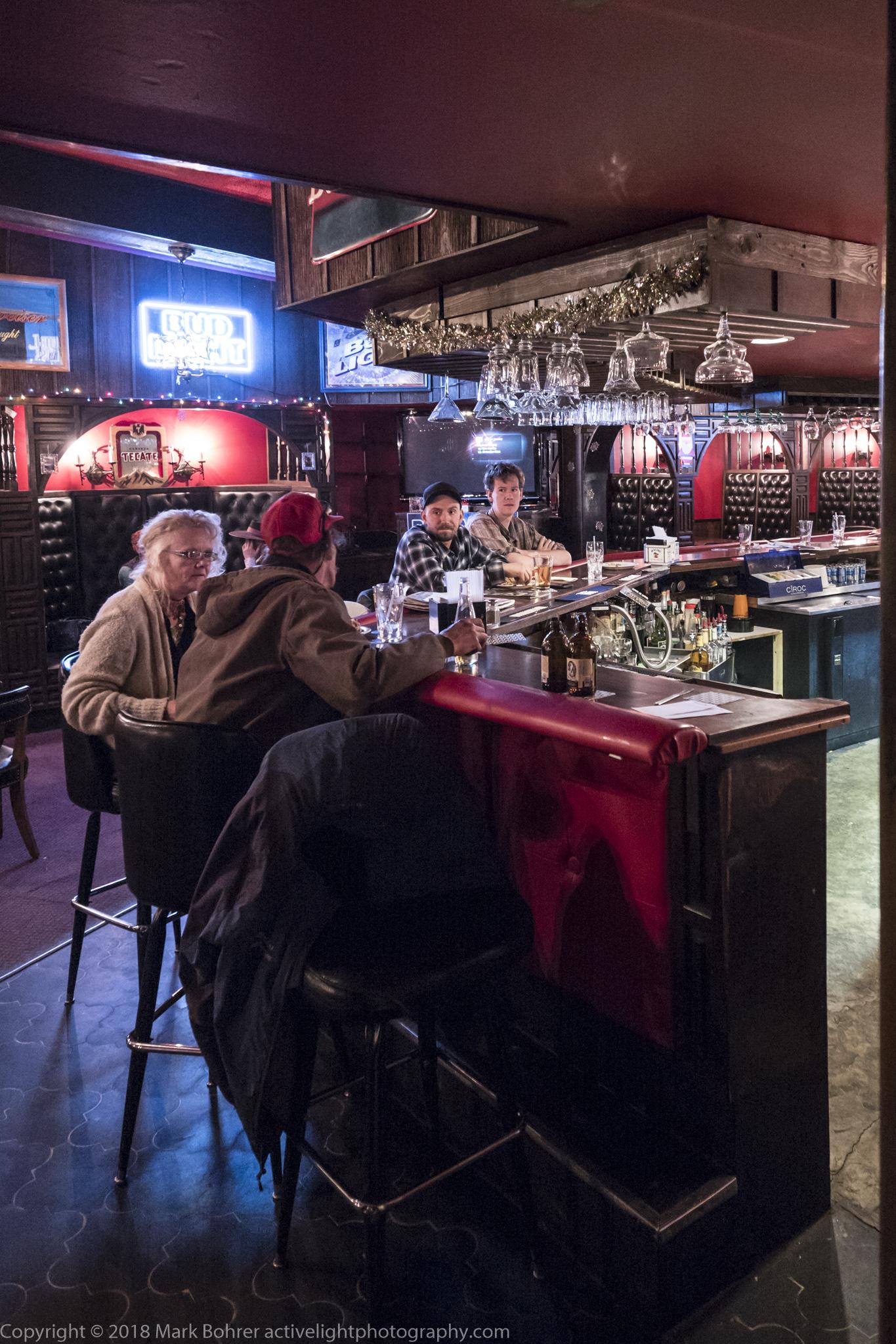 Lounge at Socorro's El Camino Family Restaurant