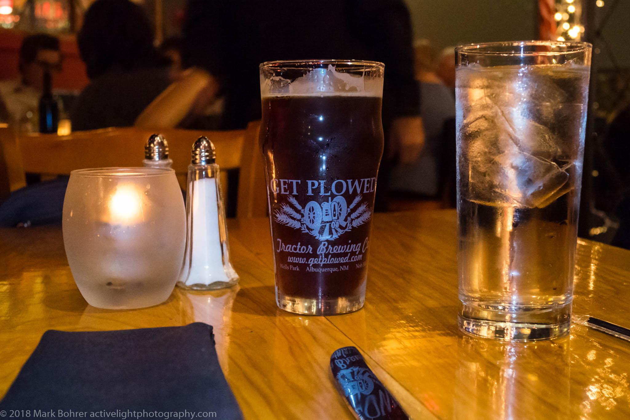 Get Ploughed - La Cumbre Pumpkin Ale at the Range Cafe, Albuquerque