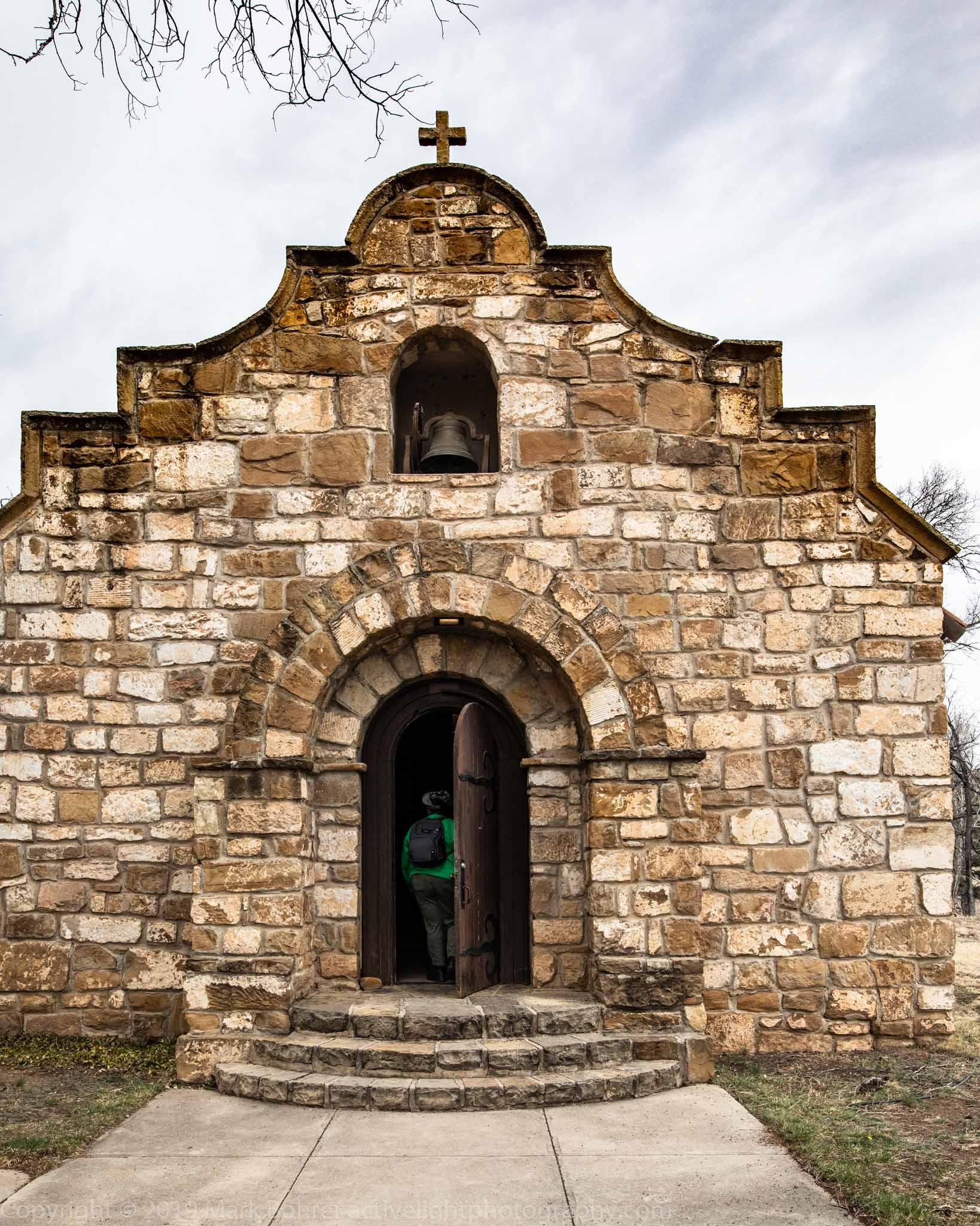 Chapel, Fort Stanton
